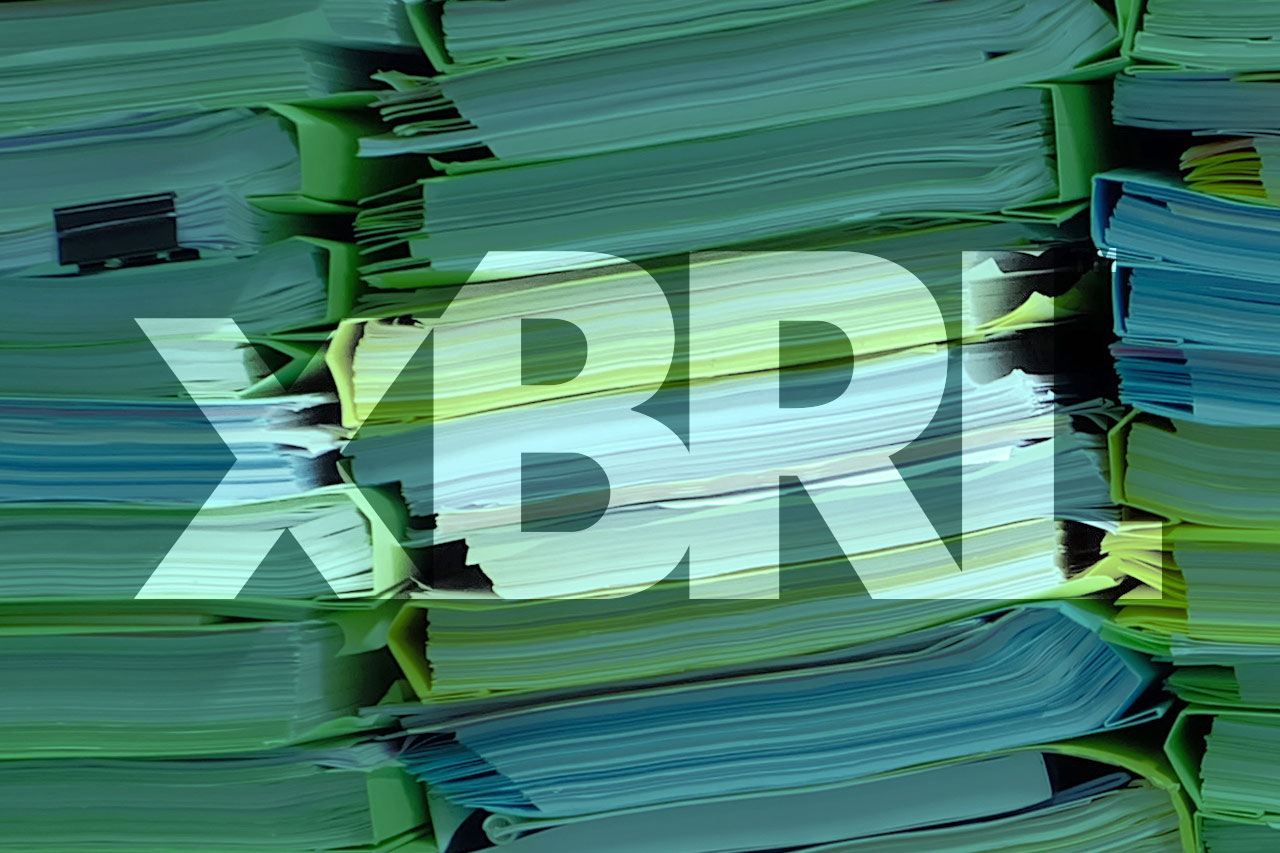 XBRL instance document integrity