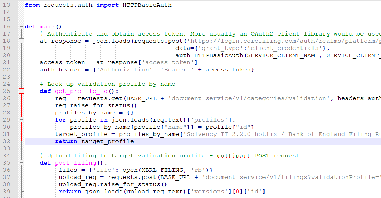 TNDP API development, part 2: validation and conversion