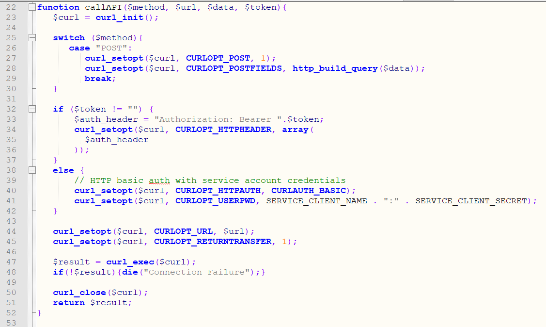 TNDP API development, part 4: embedding